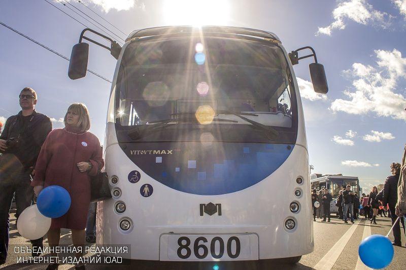Современный транспорт